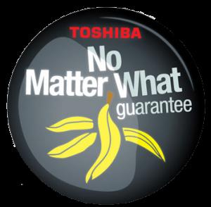 toshiba guarantee
