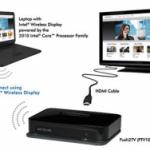 Wireless Display – безжично видео от Intel