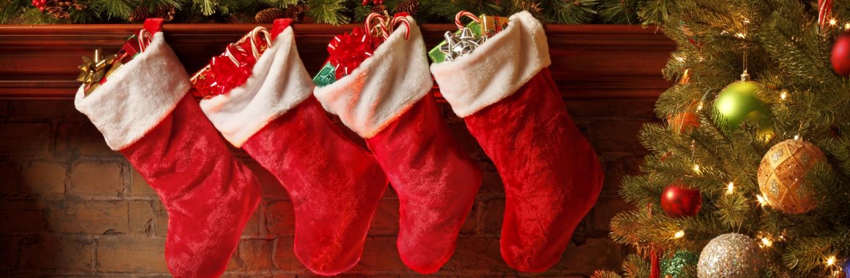 –- Време е за подаръци! –-
