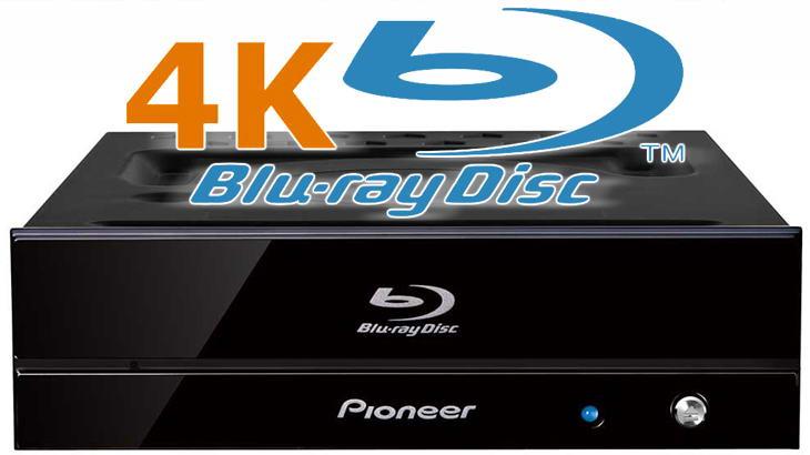 Идва 4K Blu-ray драйв за настолни PC, но не и за лаптопи