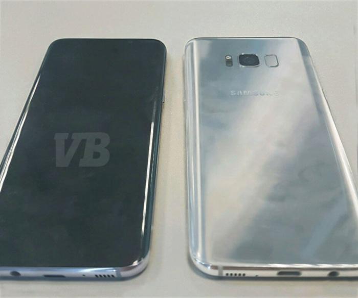 Samsung Galaxy S8 идва на 21 април в два размера?