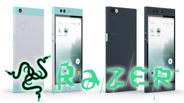 Razer купиха компания за... смартфони