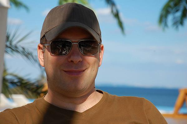 Запознайте се с колегите, част I – Стефан Димов