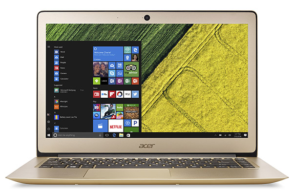 Acer Aspire Swift 3 – ултра тънко изкушение!