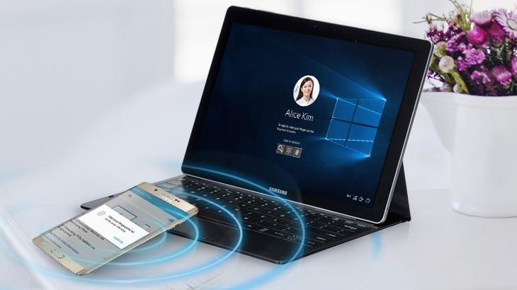Samsung Flow с разширена поддръжка на Windows 10 и Android устройства