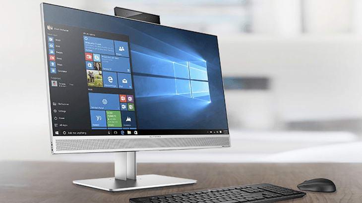 HP обновява линията си настолни компютри за бизнеса