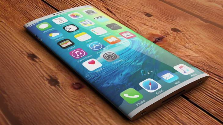 Apple е поискала от Samsung извит дисплей за iPhone 8?