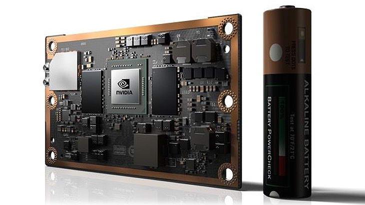 Nvidia Jetson TX2 е мозъкът на изкуствен интелект от ново поколение