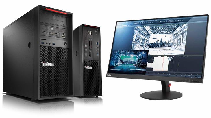 """Новите десктопи Lenovo ThinkStation са """"гъвкави"""" и готови за VR"""