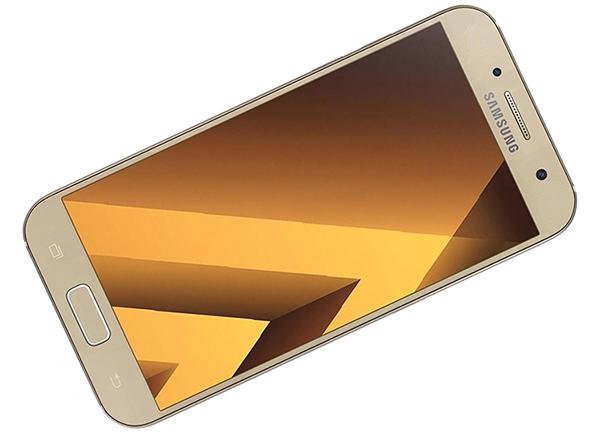 Samsung SM-A320F Galaxy A3 – елегантно гладък от всички страни!