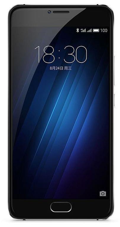 Meizu U10 – класически смартфон с метален корпус!