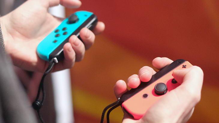 Как да играете на РС с контролерите за Nintendo Switch