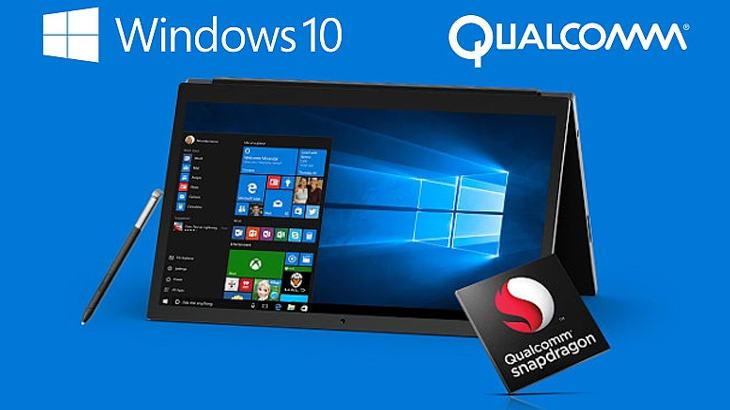 Задава се компютър с Windows 10 и процесор ARM процесор