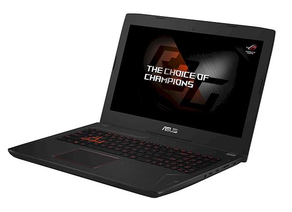 ASUS FX502VM – ROG лаптоп в средния клас!
