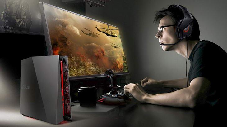 Бъдещето на Asus са геймърите и бизнесът