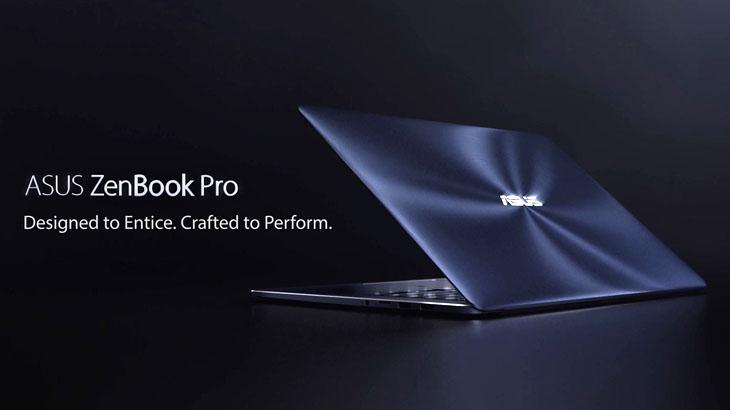 Asus се похвали със Zenbook Pro, Flip S и Vivobook S15