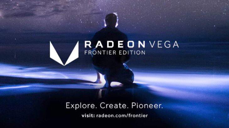 AMD Radeon Vega Frontier идва в края на юни с 16GB HBM2