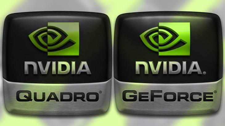 Разликата между видеокартите Quadro и GeForce