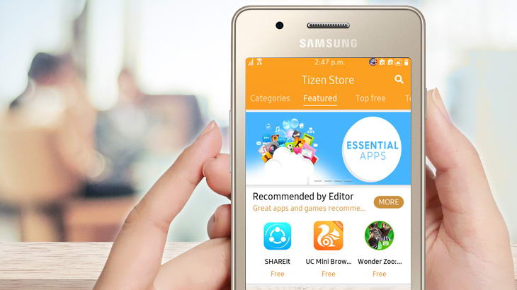 Samsung Z4 получи Wi-Fi сертификат, премиерата наближава