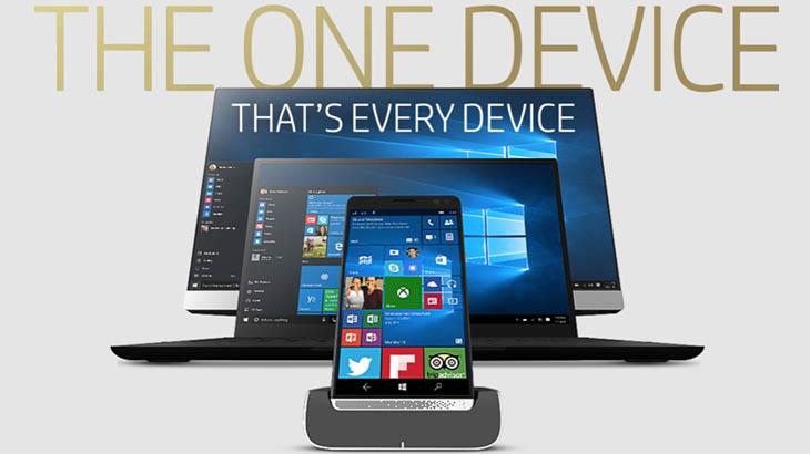 HP Elite x3: блестящо съчетание на смартфон и десктоп