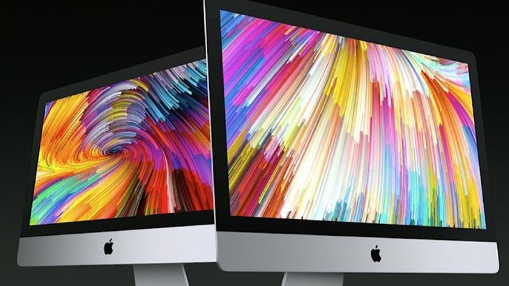 Apple обновява настолните си компютри iMac