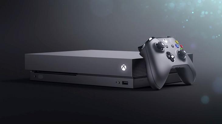 Microsoft представят Xbox One X на Е3 2017