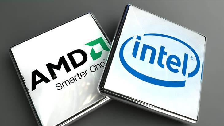 AMD громи Intel в региони от европейския пазар