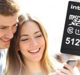 Пускат първата microSD памет с капацитет 512GB