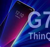 Първи илюстрации на следващия флагман от LG – G7 ThinQ