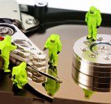 Как да възстановим информация от увредена памет или диск