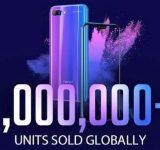 Huawei се похвали с над 1 милион продадени бройки от смартфона Honor 10