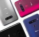 Смартфонът LG V40 ThinQ привлича вниманието с 5 камери и OLED дисплей