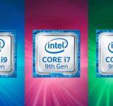 Intel представят деветото поколение мобилни процесори на CES 2019