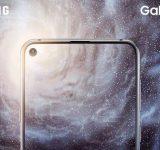 Samsung Galaxy A8s — първият смартфон с камера, скрита в дисплея