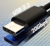 Първите устройства с USB 3.2 идват тази година със скорости до 20Gbps