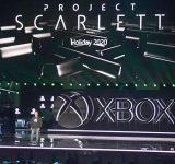 Xbox Project Scarlett идва за пазарния сезон на 2020 г.