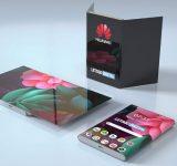 Huawei патентоваха гъвкав смартфон като Motorola Razr