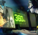 Аsus и Nvidia зарадваха геймърите с първия 360-херцов монитор