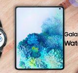 Как ще изглеждат Samsung Galaxy Watch 3 и Galaxy Fold 2