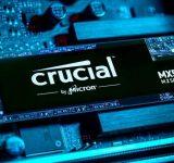Мicron увеличават скоростта на 176-слойните SSD дискове с 33%