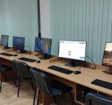 Лабораторията по киберсигурност при ТУ-Варна се радва на нова техническа база