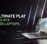 Колко лаптопи ще използват видеокартата Nvidia GeForce RTX 30?