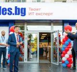 Новият специализиран ИТ магазин на Ardes.bg бе официално открит в Бургас