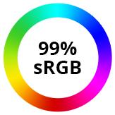 99% rgb