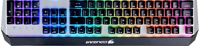 геймърски клавиатури