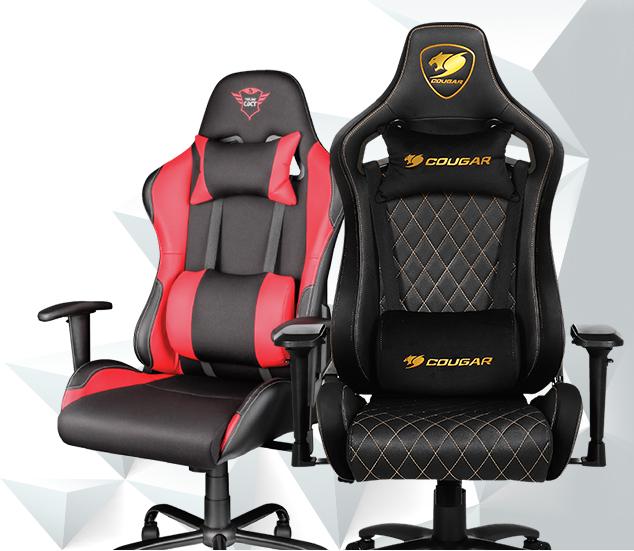 геймърски столове