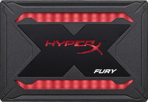 HyperX RGB SSD