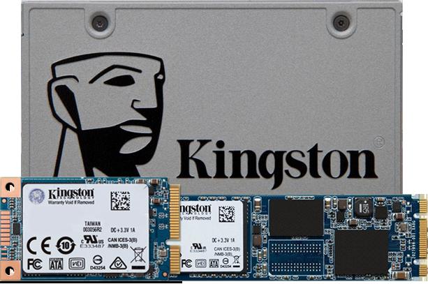 SSD Kingston UV500