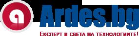 Ardes.bg logo
