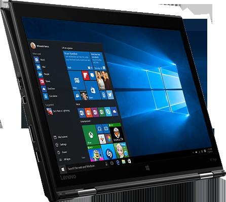 laptop lenovo thinkpad x1 yoga